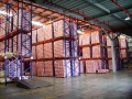 Logistics distribution center